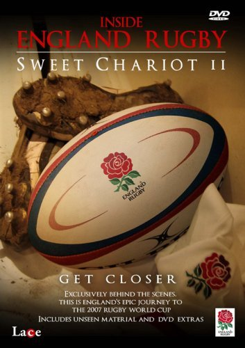 Inside England Rugby - Sweet Chariot 2 [2007] [DVD] B01I070YQE