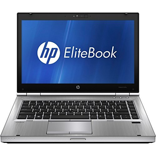 HP 14 Inch EliteBook 8470P Laptop for Business (Intel Core I5 up to 3.3GHz, 8GB, 160GB SSD, DVD, USB3.0, Windows 7 Pro) (Certified Refurbished) (Original Hp Notebook Business)