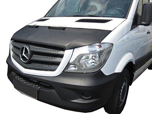 HOOD BRA Front End Nose Mask for MB Mercedes-Benz Freightliner Sprinter since 2013 Bonnet Bra STONEGUARD PROTECTOR -