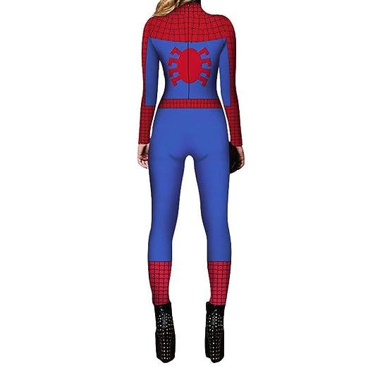 ecc3107e42e Amazon.com  Lcoy Spiderman Homecoming Costume