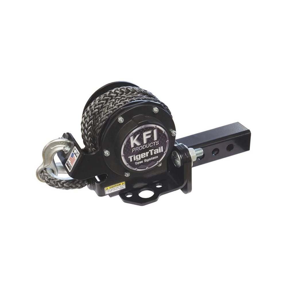 KFI Products 30-1100 Tiger Tail Tow System, Adjustable by KFI Products