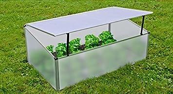 Caja de cantero de policarbonato y Marco De Aluminio