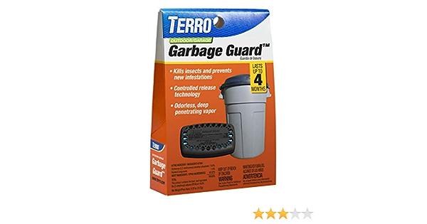 Amazon Com Terro Garbage Guard Insect Killer 1 Pk Home Improvement
