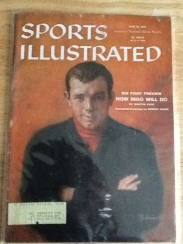 June 22 1959 Sports Illustrated Ingemar Hohansson from Unknown