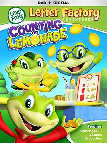 (Leapfrog Letter Factory Adventures: Counting On Lemonade [DVD])