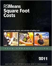 Rsmeans Square Foot Costs 2011 Means Square Foot Costs