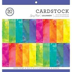 """Cardstock Paper Pad, 12""""x12"""""""