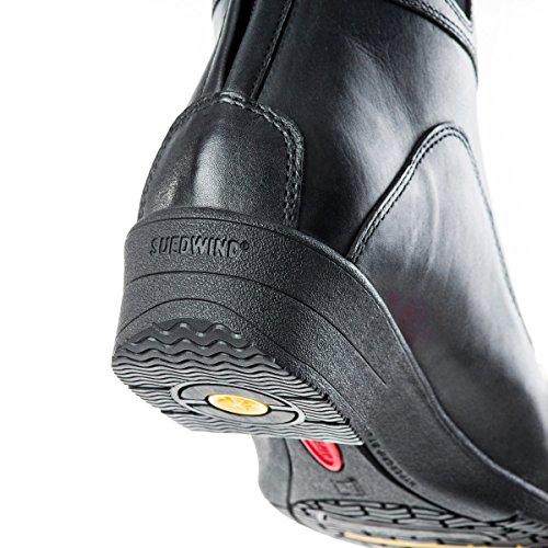 SUEDWIND-Chap-Ancona contrace Waterproof-Stivali Nero