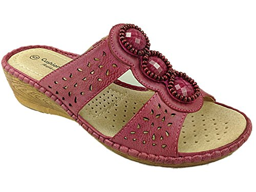 Mules Walk Walk Fuchsia Cushion Fuchsia Cushion Walk Cushion femme Mules femme x04q6w8pH