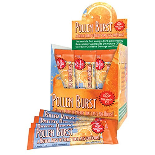30 Serving Pack Box Projoba Pollen Burst Youngevity Energy Drink  Worldwide Shipping