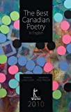 The Best Canadian Poetry in English 2010, , 1926639162