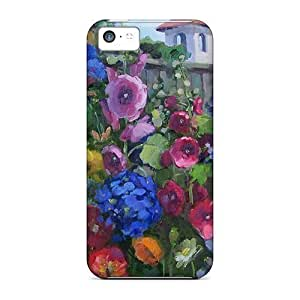 For Iphone 5c Phone Cases Covers(garden Variety)