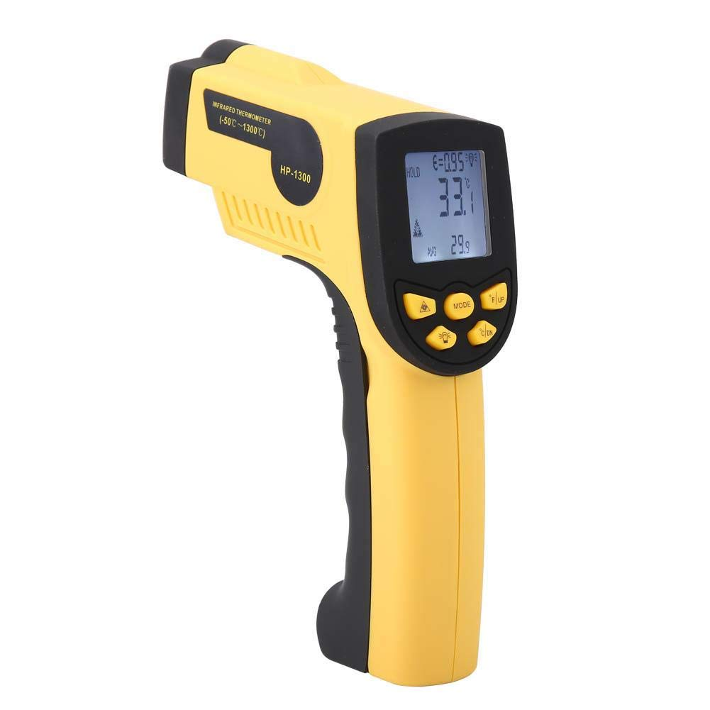 Fydun Infrared Thermometer HP-1300-50-1300 IR Thermometer Temperature Gun