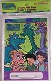 Dragon Tales Favor Bags (8ct) by Designware