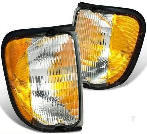 Newmar Dutch Star 1999-2001 6 Piece Replacement Front Headlight Corner Lights Signal Lights