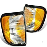 Monaco Diplomat 1998-2003 RV Motorhome Pair (Left & Right) Replacement Front Corner Park Lights