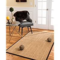 Natural Area Rugs Handmade Rainier Mt. Grass Rug (5x8)
