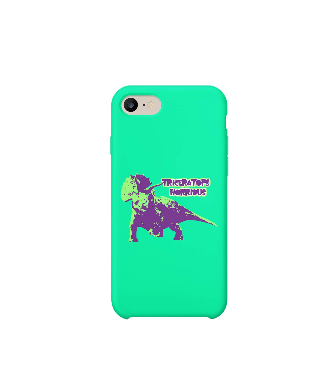 GlamourLab Triceratops Dinosaur Name Legend_R5148 Protective ...