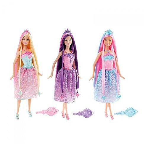 Mattel Barbie Principesse Chioma Favola DKB56