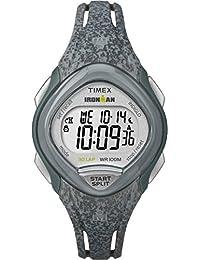 Timex Women's TW5M08600GP Sport Ironman Digital Sleek 30-Lap Grey