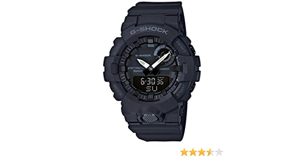 6639a446e73 Amazon.com  CASIO G-SHOCK G-SQUAD GBA-800-1AJF MENS JAPAN IMPORT  Watches