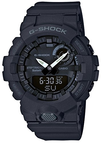 CASIO G-SHOCK G-SQUAD GBA-800-1AJF MENS JAPAN IMPORT