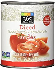 365 Everyday Value Diced Tomatoes, 28 oz