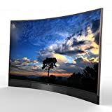 105' LED Televisions, LED 4K Curved TV