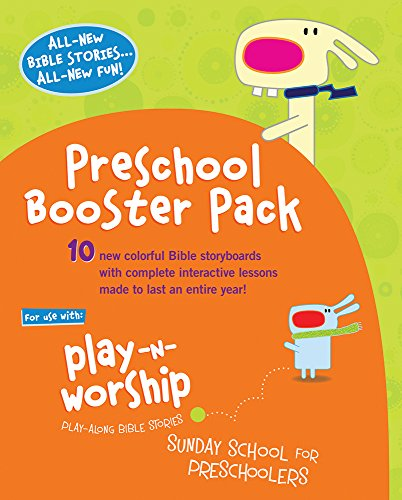 Play-n-Worship: Booster Pack for Preschoolers Loose Leaf – December 20, 2010