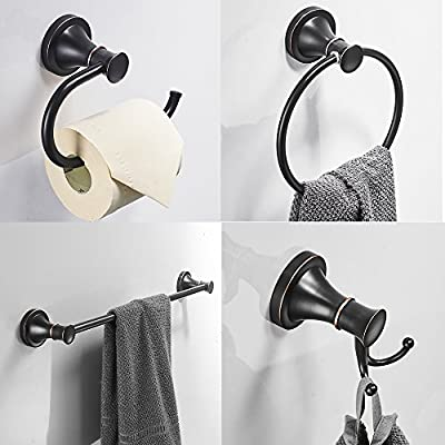 BESy Stainless Stell Bathroom Acessories Set