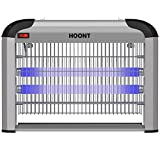 Hoont Electric Indoor Fly Zapper and Bug Zapper Trap Killer Catcher – Protects