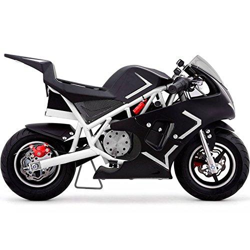 Go-Bowen-36V-Electric-Pocket-Bike-BlackWhite