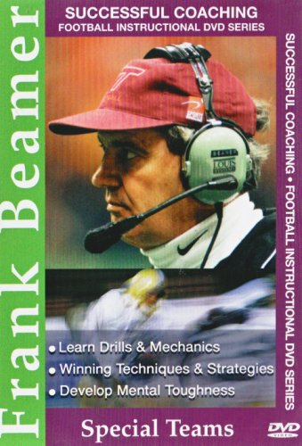Successful Football Coaching: Frank Beamer - Special Teams