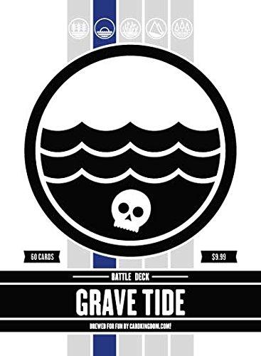 Grave Tide Battle Deck. Magic the Gathering Preconstructed Deck. 60 cards. by Magic: the Gathering ()