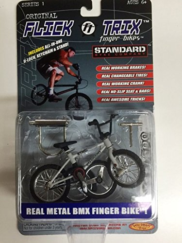 1999 Original Flick Trix Finger Bike, Series 1, # 12821