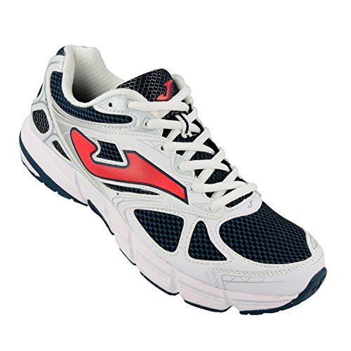 R.VITALY 632 WHITE-NAVY-RED BLANCO
