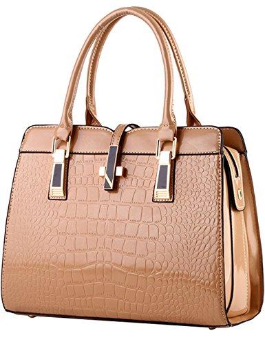 Menschwear Handbag Bolsos De Moda Hombro Diagonal Paquete Bolso Ladies Rojo Caqui