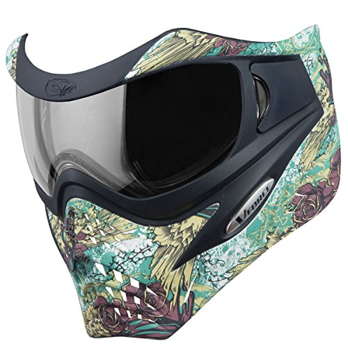 V-Force Grill Paintball Mask / Goggle - Special Edition - All Seeing Eye