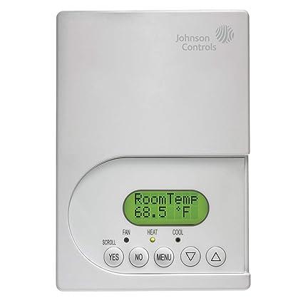 Amazon.com: Johnson Controls - T620H-0+PIR - Low Voltage Fan ...