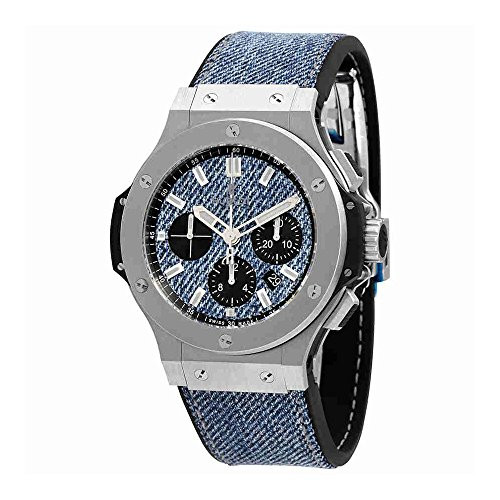 Hublot Big Bang Blue Jeans Mens Automatic Watch 301.SX.2770.NR.JEANS16
