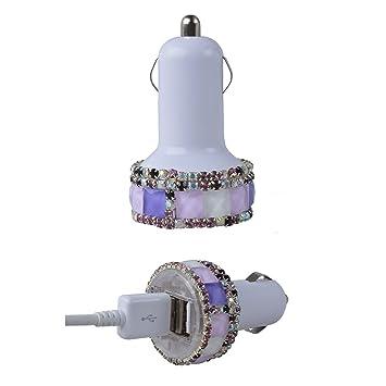 Kaka (TM) Universal 2 amperios/1 Amps Dual USB cargador de ...