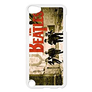 JenneySt Phone CaseThe beatles Wallpaper Pattern FOR Ipod Touch 5 -CASE-6