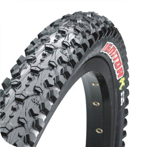 Maxxis Ignitor Mountain Bike Tire (Folding 70a, 29x2.1),Black (Tires Bike 29)