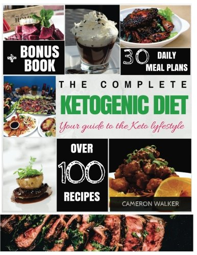 Ketogenic diet: Keto for Beginners Guide, Keto 30 days Meal Plan, Keto Slow Cooker Cookbook, Intermittent Fasting (Keto diet for beginners) by Cameron Walker
