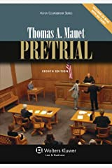 Pretrial, Eighth Edition (Aspen Coursebook Series) Paperback