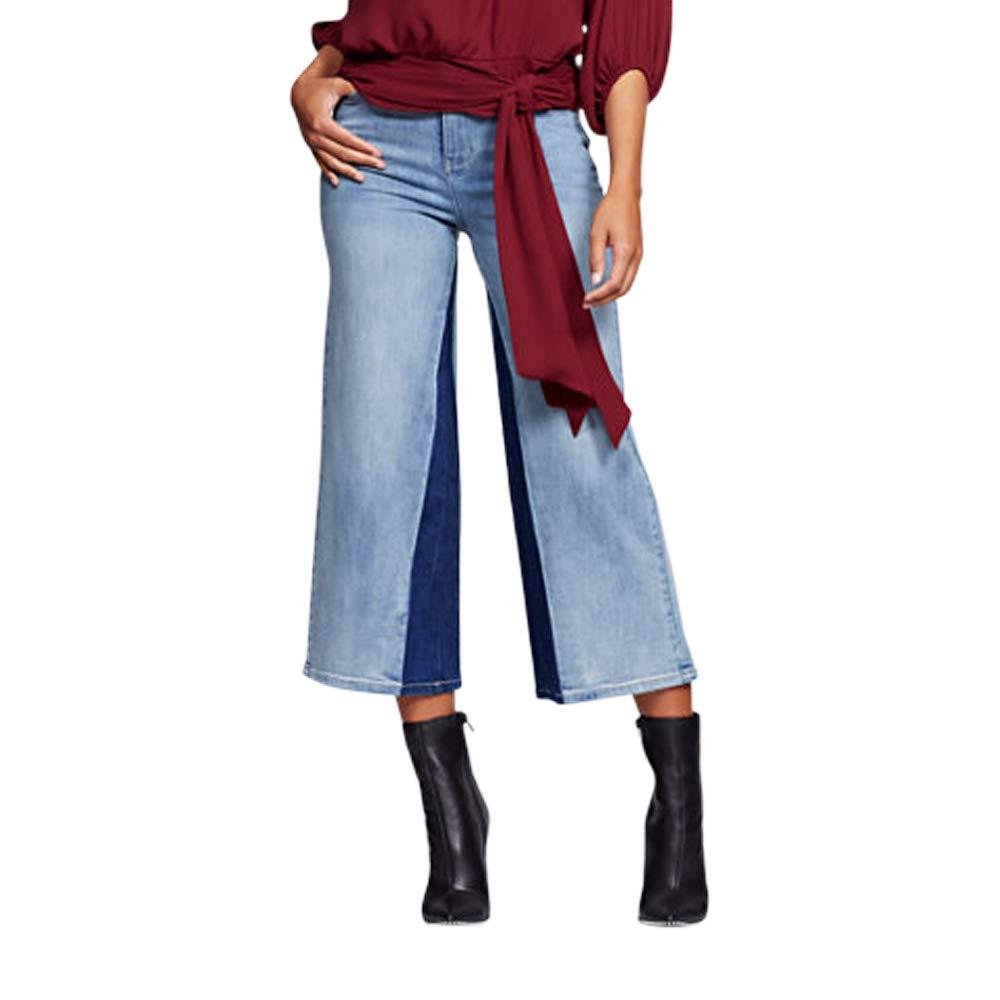 f0e4719b Women's Wide-Leg Jeans - Gabrielle Union Collection at Amazon Women's Jeans  store