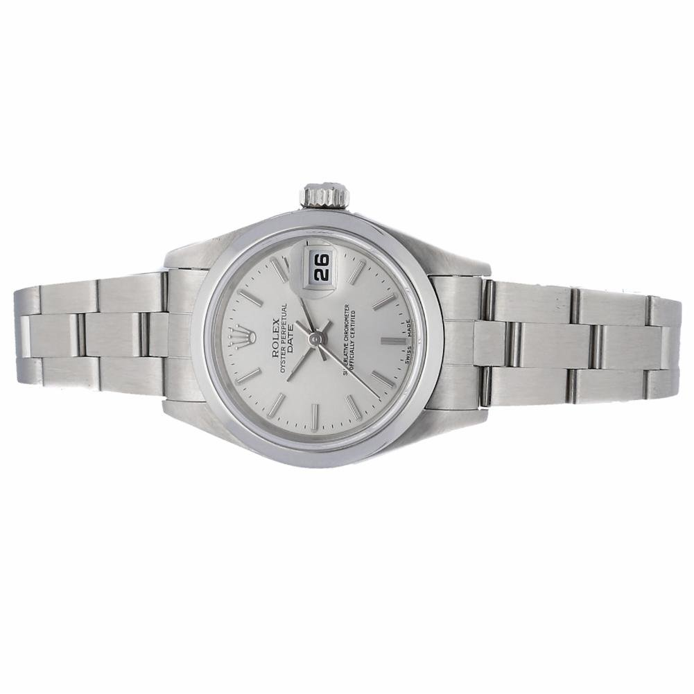 Rolex Datejust automatic-self-wind womens Watch 79160 (Certified Pre-owned)