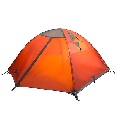 équipement de plein air Outdoor Gear pluie alpinisme Tente de camping Multijoueur double 3–4personnes Tente trois quartiers