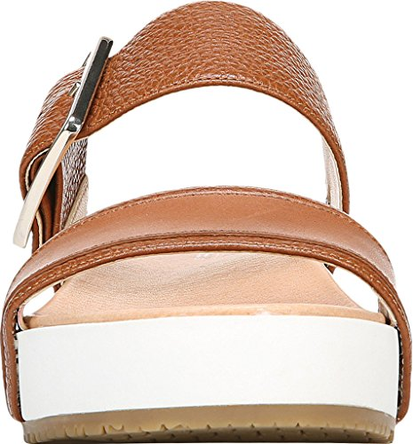 Saddle Scholl's Women's Frill Fashion Sandals Dr xqTF4Wwgng