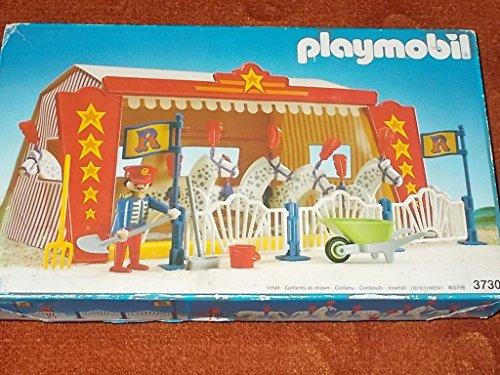 playmobil zirkus pferde